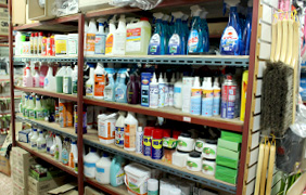 청소용품판매 사업